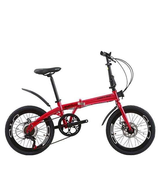 Murahnya bukan main, ini harga sepeda lipat United Stylo Beat 2020 yang tampil gaya