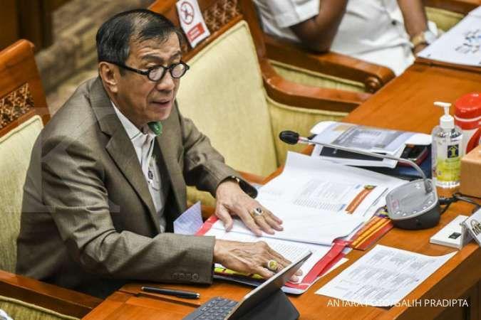 Silang pendapat politisi Demokrat vs Menkumham Yasonna soal pasal penghinaan presiden
