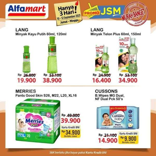 Promo JSM Alfamart 10-12 September 2021