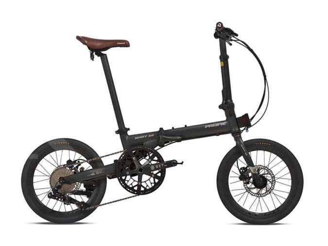Klasik, ini daftar harga sepeda lipat Pacific Dart yang tak bikin kantong nangis