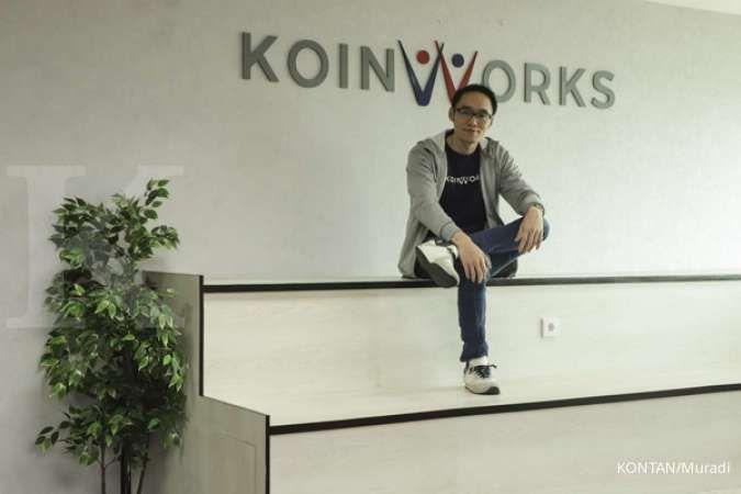 Gandeng Mandiri Manajemen Investasi, KoinWorks tawarkan produk reksadana ke lender