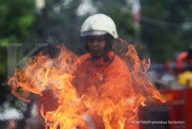 Insiden kebakaran di Pom Bensin Cipayung, ini alternatif SPBU terdekat