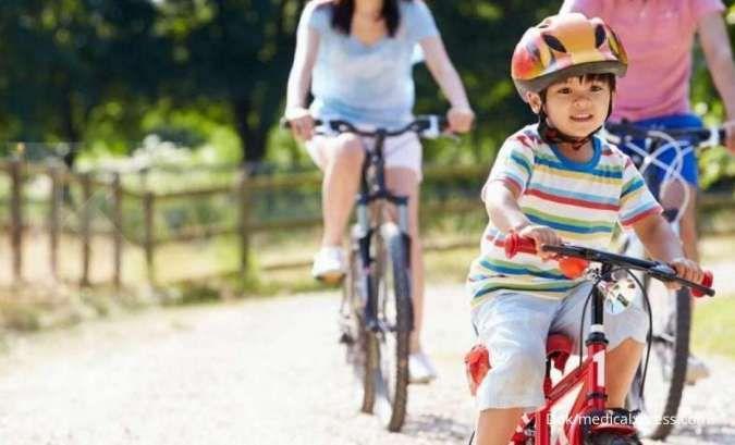 Hadapi Covid-19, pedoman WHO untuk aktivitas fisik yang baik bagi anak dan remaja.