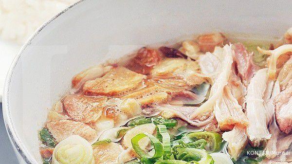 20 Sup terbaik di dunia versi CNN, ada soto ayam khas Indonesia