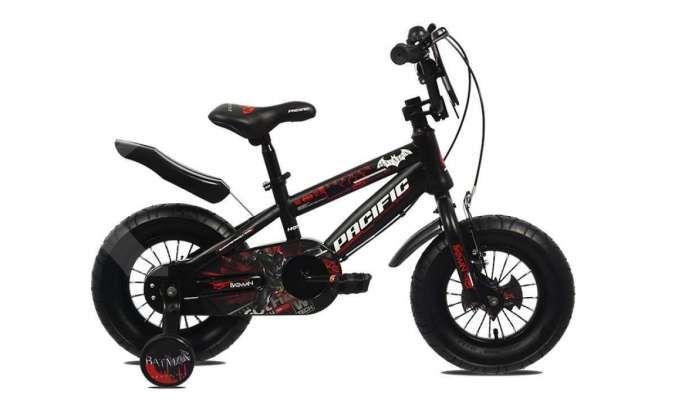Bertema Batman, harga sepeda anak Pacific Hotshot Batman dipatok terjangkau