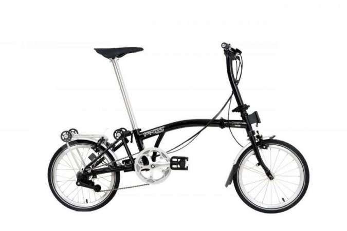 Mirip Brompton, harga sepeda lipat Element Pikes tak bikin isi dompet kandas