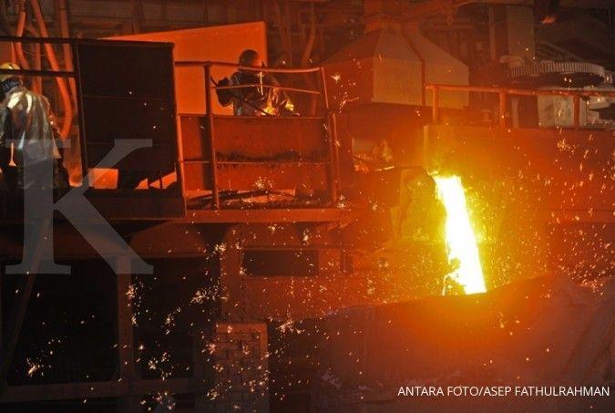 Antam targetkan kelistrikan smelter feronikel Haltim tuntas dalam waktu dekat