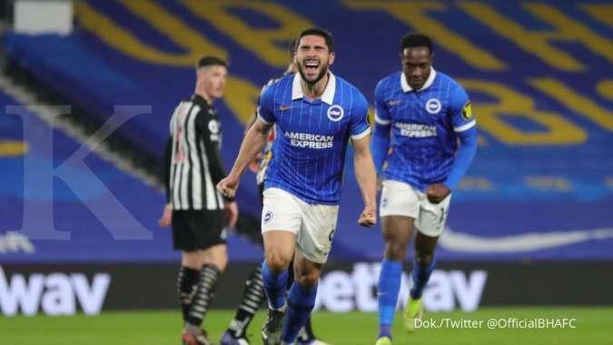 Jelang laga Brighton vs Everton di Liga Inggris