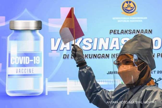 Masih proses transisi, vaksin Merah Putih Eijkman mulai uji klinis awal tahun 2022