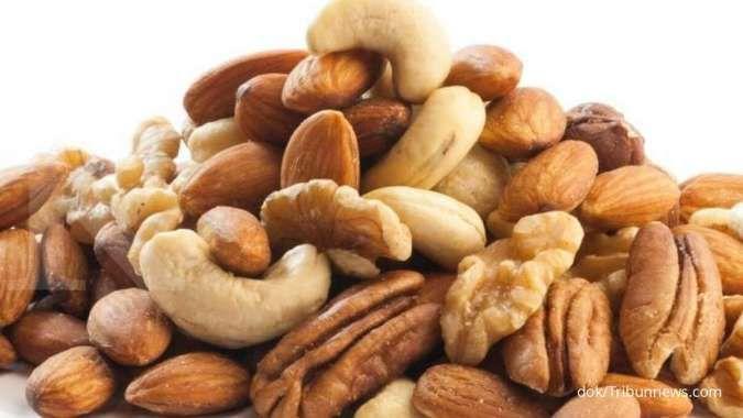 5 Jenis kacang yang efektif membakar lemak perut dan menurunkan berat badan