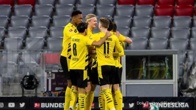 Dortmund vs Sevilla di Liga Champions: Die Borussen tetap waspadai tim Andalusia