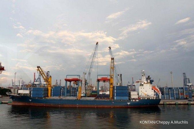 Aktivitas ekspor-impor tumbuh, premi asuransi marine cargo masih lesu