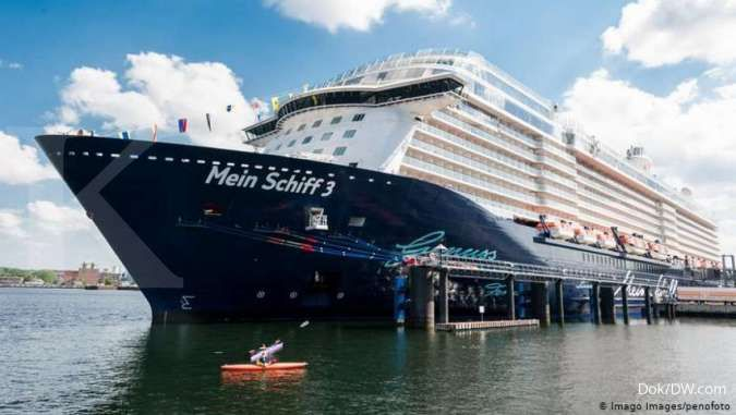 Kapal pesiar dan yacht kini bebas PPnBM 75%, ini ketentuannya
