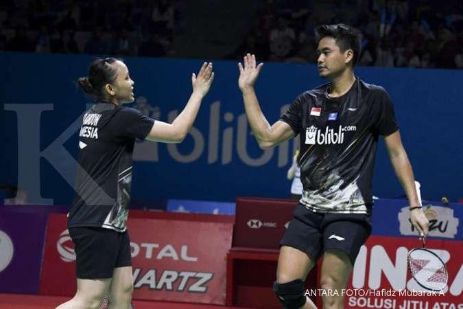 Tontowi/Winny melaju ke perempat final Indonesia Open 2019
