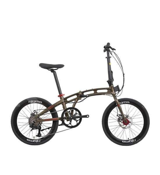 Generasi baru, ini harga sepeda lipat United Nigma III yang tampil elegan dan macho