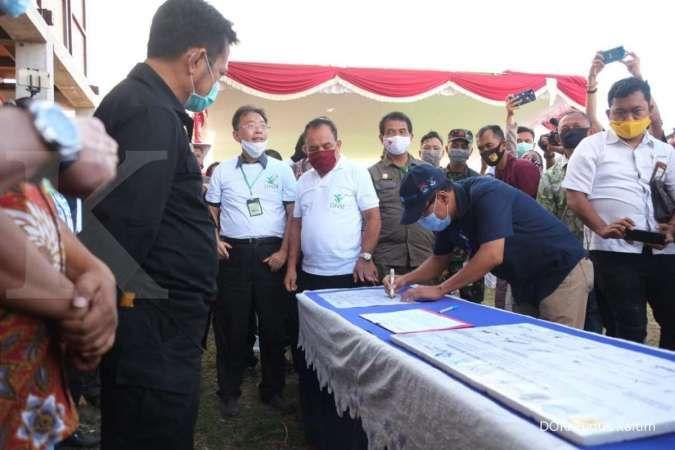 Pupuk Indonesia tengah fokus kembangkan inovasi program Agro-Solution