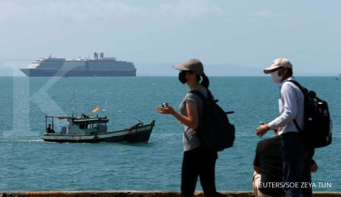 Ingin liburan ke Kamboja, wisatawan harus bayar deposit sekitar Rp 42 juta