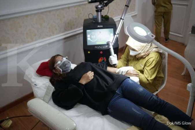 MS Glow Aesthetic Clinic buka cabang ke-13 di Depok
