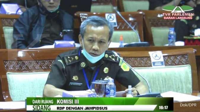 Kejagung masih cari alat bukti keterlibatan Erry Firmasyah di kasus Jiwasraya
