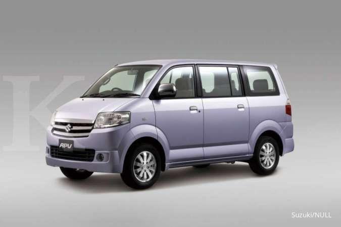 Ini harga mobil bekas Suzuki APV Arena rilisan kedua yang murah meriah per Juli 2021