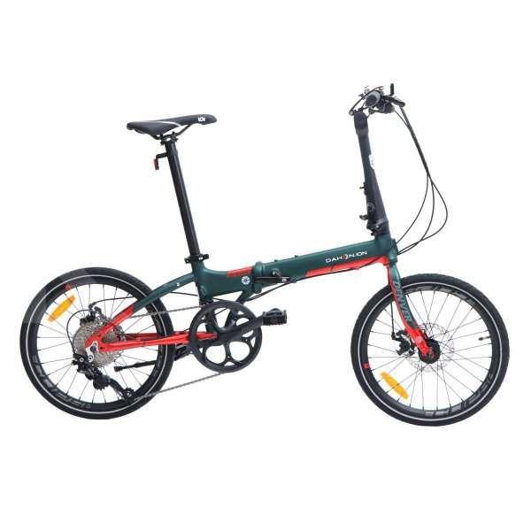 Termahal, ini seri dan harga sepeda lipat Dahon Ion paling mahal