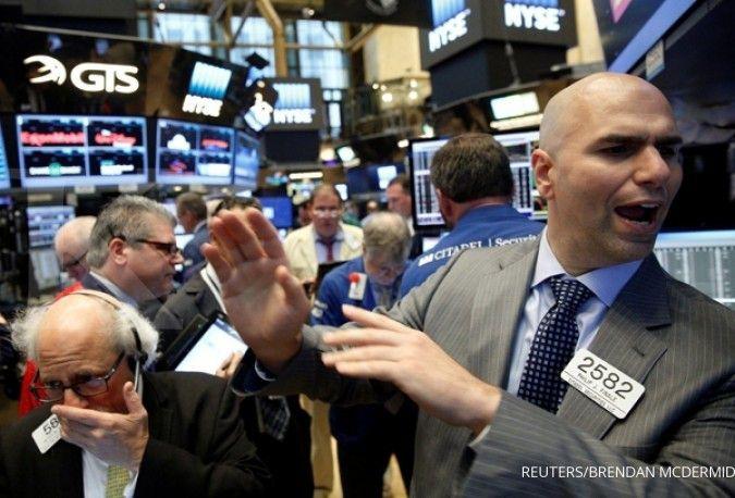 Wall Street tak bersemangat pasca pidato Yellen