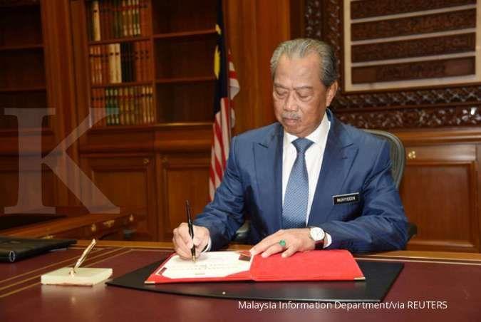 Pegawai positif corona, Perdana Menteri Malaysia jalani karantina