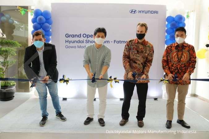 Hyundai Motors Indonesia resmikan gerai ke-32 di Jakarta Selatan