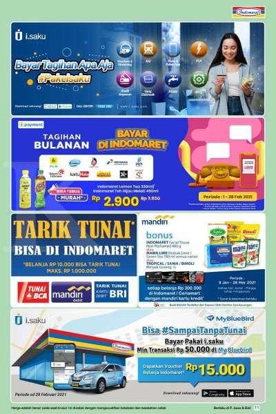 Promo Indomaret 3-19 Februari 2021