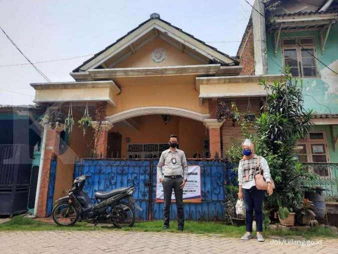 Harga Rp 278 juta, lelang rumah sitaan BRI Agroniaga ini berlokasi di Depok
