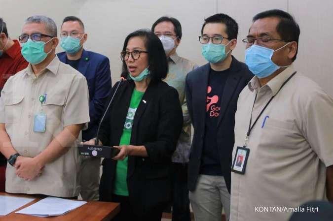 Grab Indonesia gandeng Good Doctor dan Kemenkes rilis layanan screening virus corona