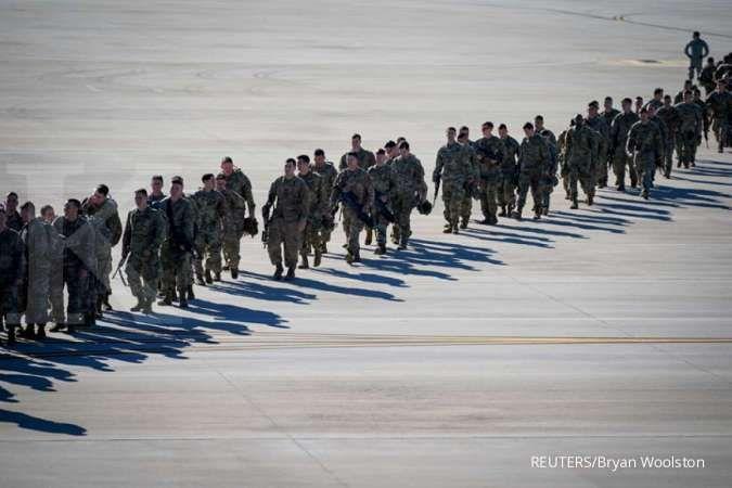 Beredar surat yang menyebut pasukan AS keluar dari Irak, ini jawaban Washington