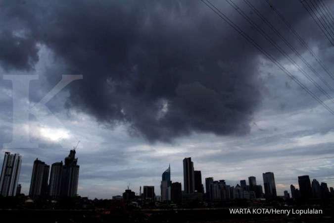 Ramalan BMKG: Hujan dan angin kencang hari ini bisa terjadi di Jabodetabek