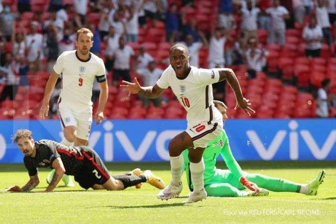 Jadwal EURO 2020 malam ini, 18 - 19 Juni 2021: Laga Inggris tersaji dini hari