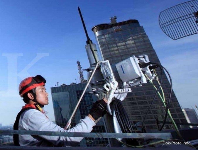Sarana Menara Nusantara (TOWR) membentuk anak usaha baru di bidang konstruksi