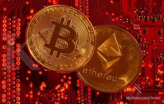 Bitcoin melonjak menembus US$ 32.000, ini penyebabnya