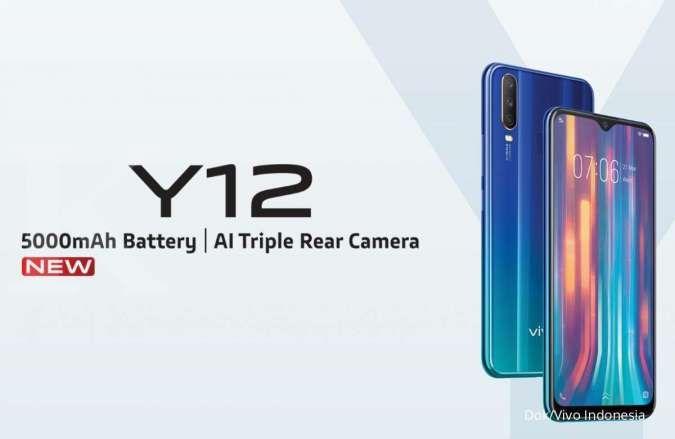Pilihan HP Vivo harga 1 jutaan terbaik, ada Vivo Y91C hingga Vivo Y12