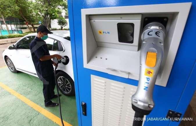 APM mobil beramai-ramai semarakkan pasar mobil listrik
