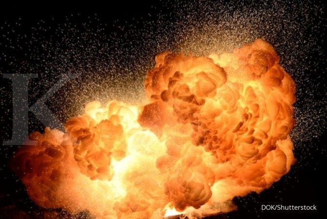 Ledakan bom di China tewaskan 4 orang, gara-gara penggusuran tanah?