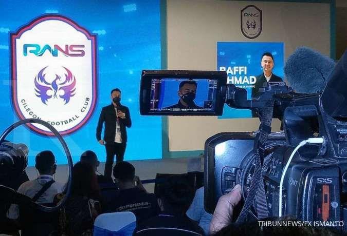 Sederet bisnis Raffi Ahmad: Memiliki klub bola Cilegon FC hingga menjajal pasar saham