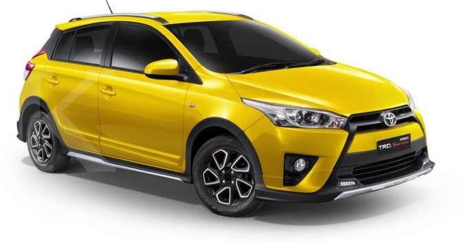 Kian turun, intip harga mobil bekas Toyota Yaris varian ini per Juni 2021
