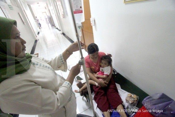Lebih ganas dari virus corona? Dari 6.639 kasus, 49 orang tewas akibat DBD
