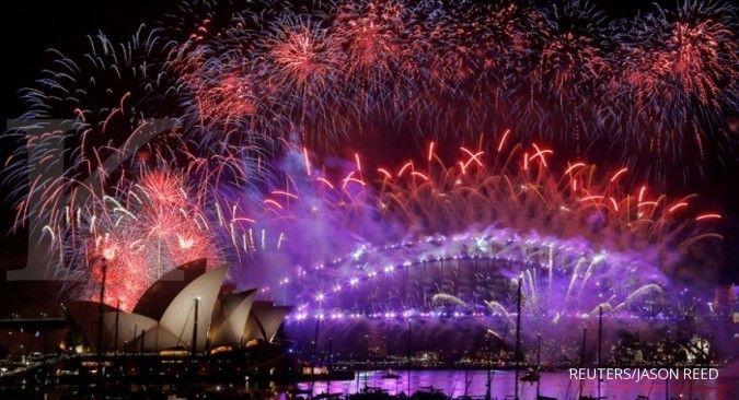 Ini acara tahun baru yang bisa Anda ikuti tanpa mengabaikan protokol kesehatan