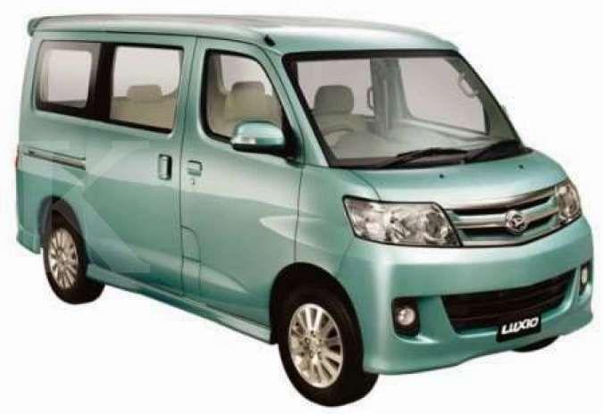 Harga mobil bekas Daihatsu Luxio (MPV)
