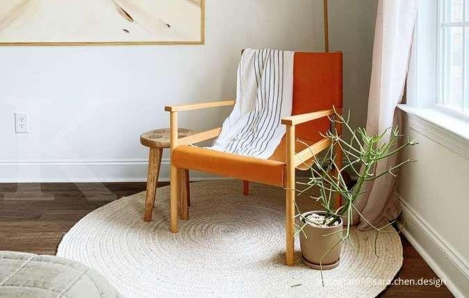4 Ide Penggunaan Karpet Bundar Minimalis untuk Interior Rumah yang Dinamis