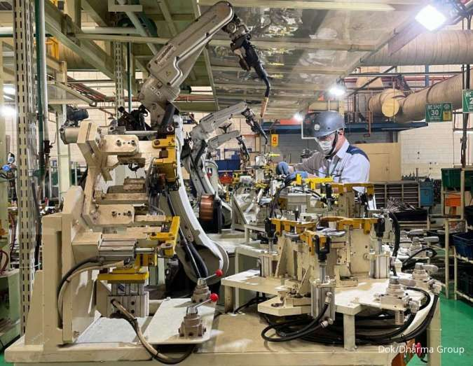 sektor manufaktur