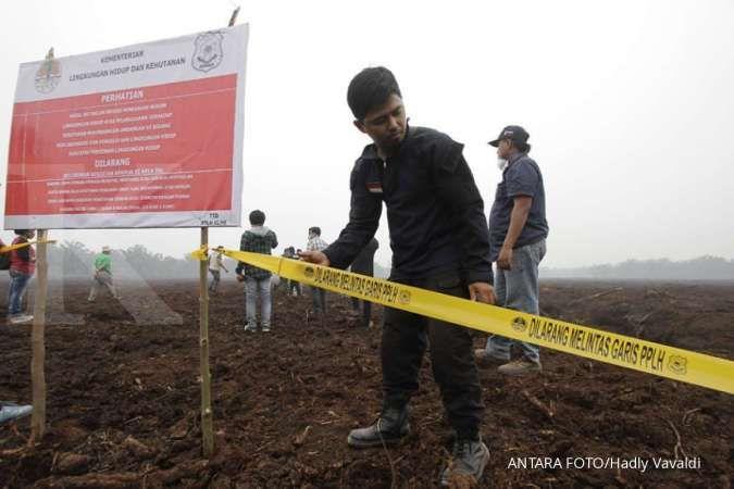 Pembelaan KLHK terkait tudingan obral izin di era Jokowi