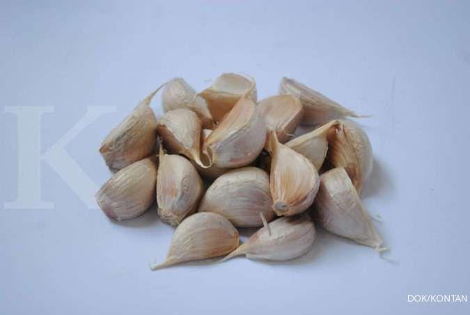 4 Manfaat bawang putih, efektif menurunkan kolesterol