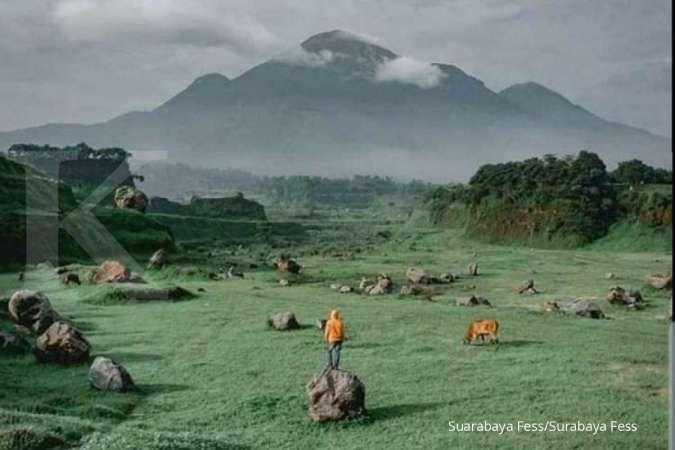 Ranu Manduro di Mojokerto viral mirip New Zealand, pemilik lahan tutup lokasi