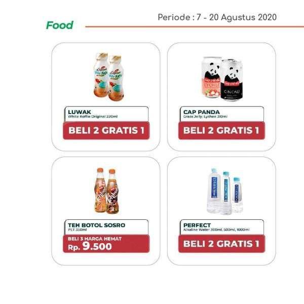 Promo Yogya Supermarket 7 � 20 Agustus 2020